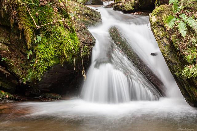 Styrian Waterfall