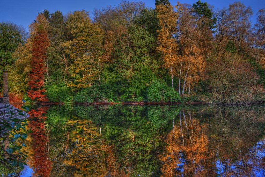 Wittringen Herbst