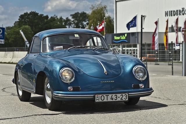 Porsche 356 A 1600 Coupé (0382)