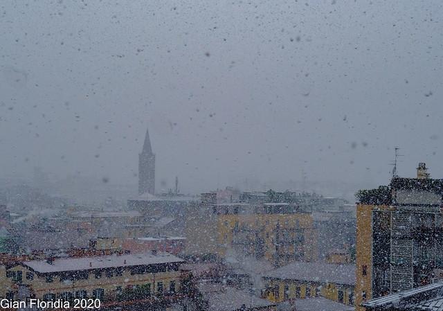 Milano sotto la neve (1)