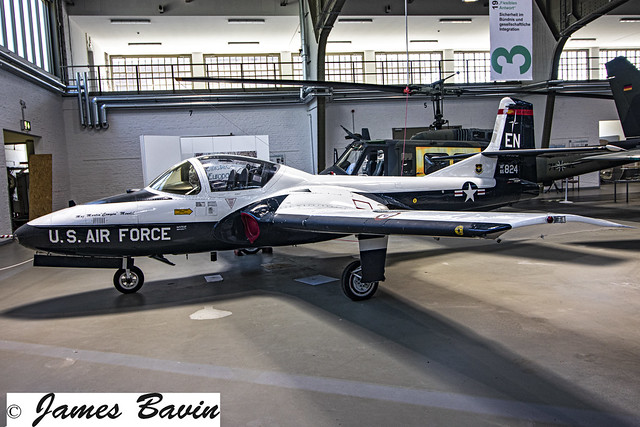 65-10824  Cessna T-37B  United States Air Force