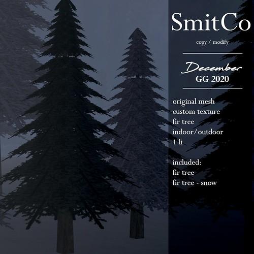 SmitCo GG Dec Ad