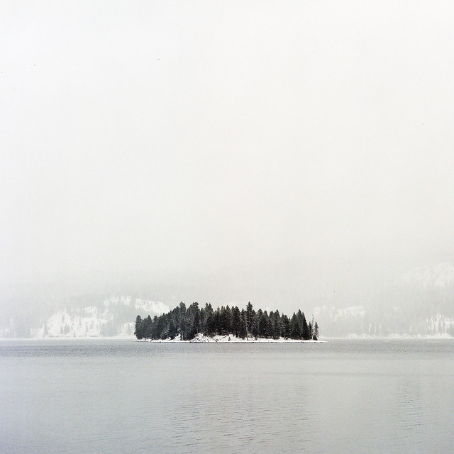 Payette Lake Island