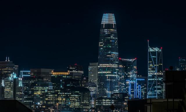 19th street skyline