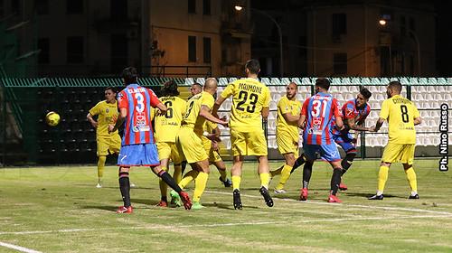 Potenza-Catania 0-1: una zuccata di Sarao risolve un match sporco ed equilibrato$