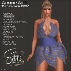 [Selene Creations] Group Gift December 2020