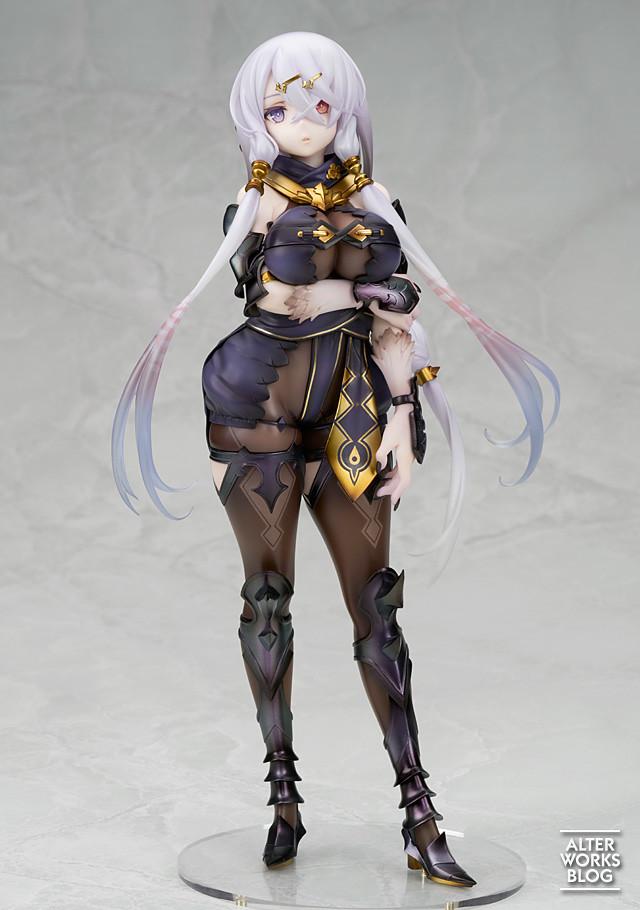 ALTER《萊莎的鍊金工房》莉拉·德西亞斯 1/7比例模型  豐滿身材精美再現!