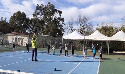 Reprise kidisport - tennis - 2 déc 2020