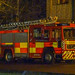 North Wales fire and rescue volvo FL/Saxon pumping appliance PO54 FJV