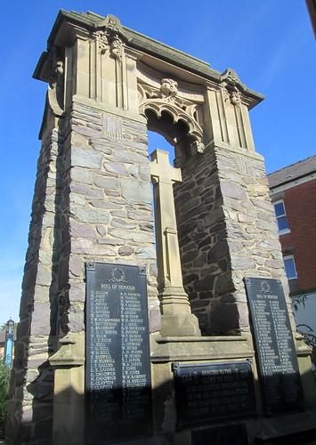 Ashby de La Zouch War Memorial
