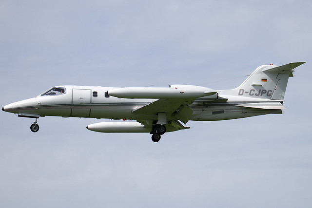 Quick Air Jet Charter D-CJPG BFS 09/07/20