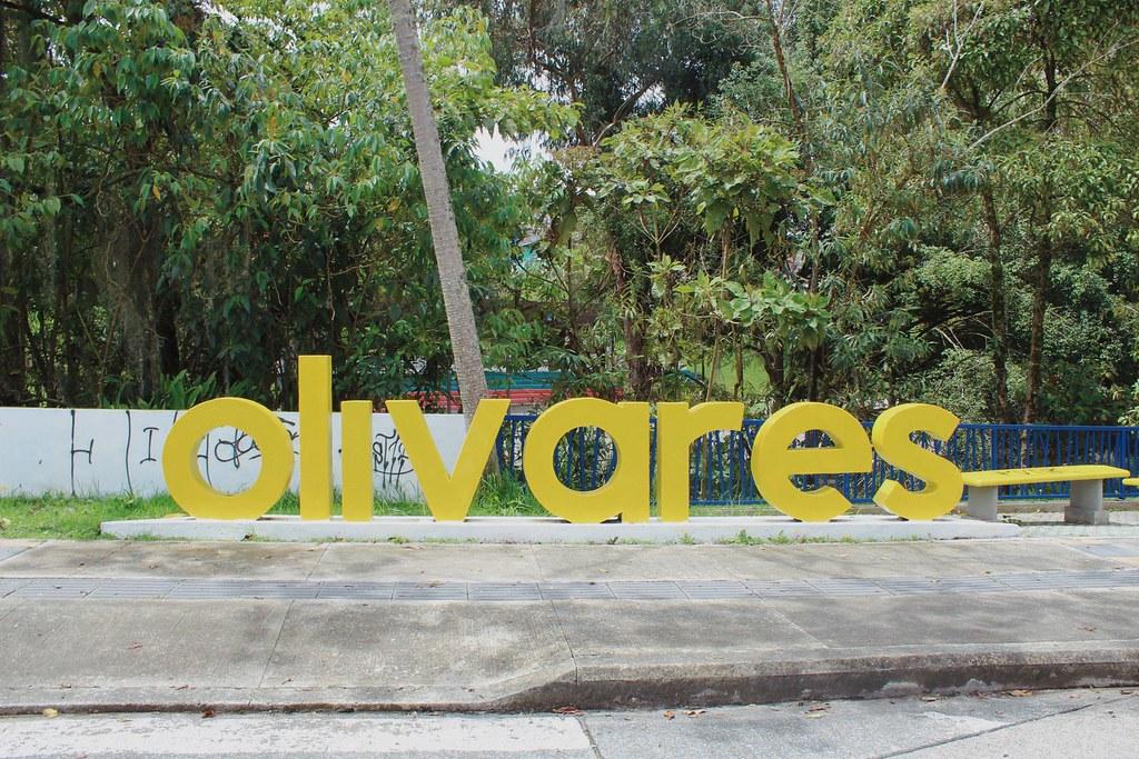 Quebrada Olivares