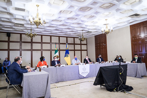 02 Dic 2020 . El Gobernador del Estado, Enrique Alfaro, da a conocer los detalles sobre la Ruta para el Regreso a la Presencialidad en clases.