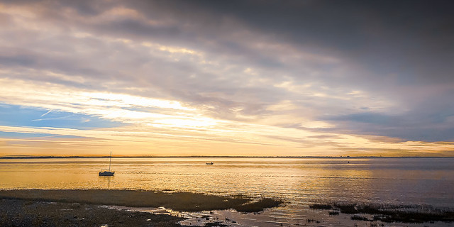 A Winter Morning in Lytham