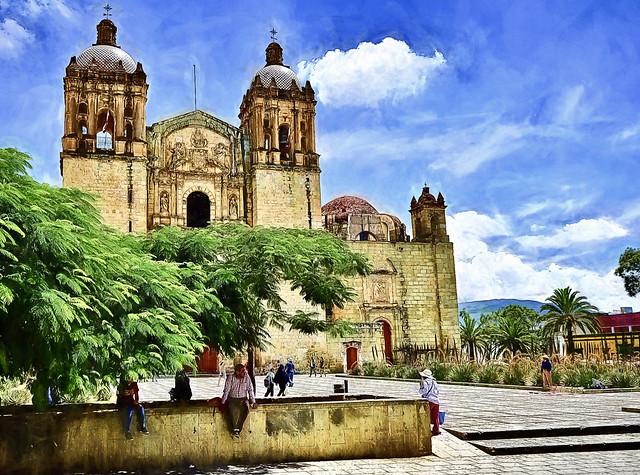 Santo Domingo Church in Oaxaca, My Second Home.