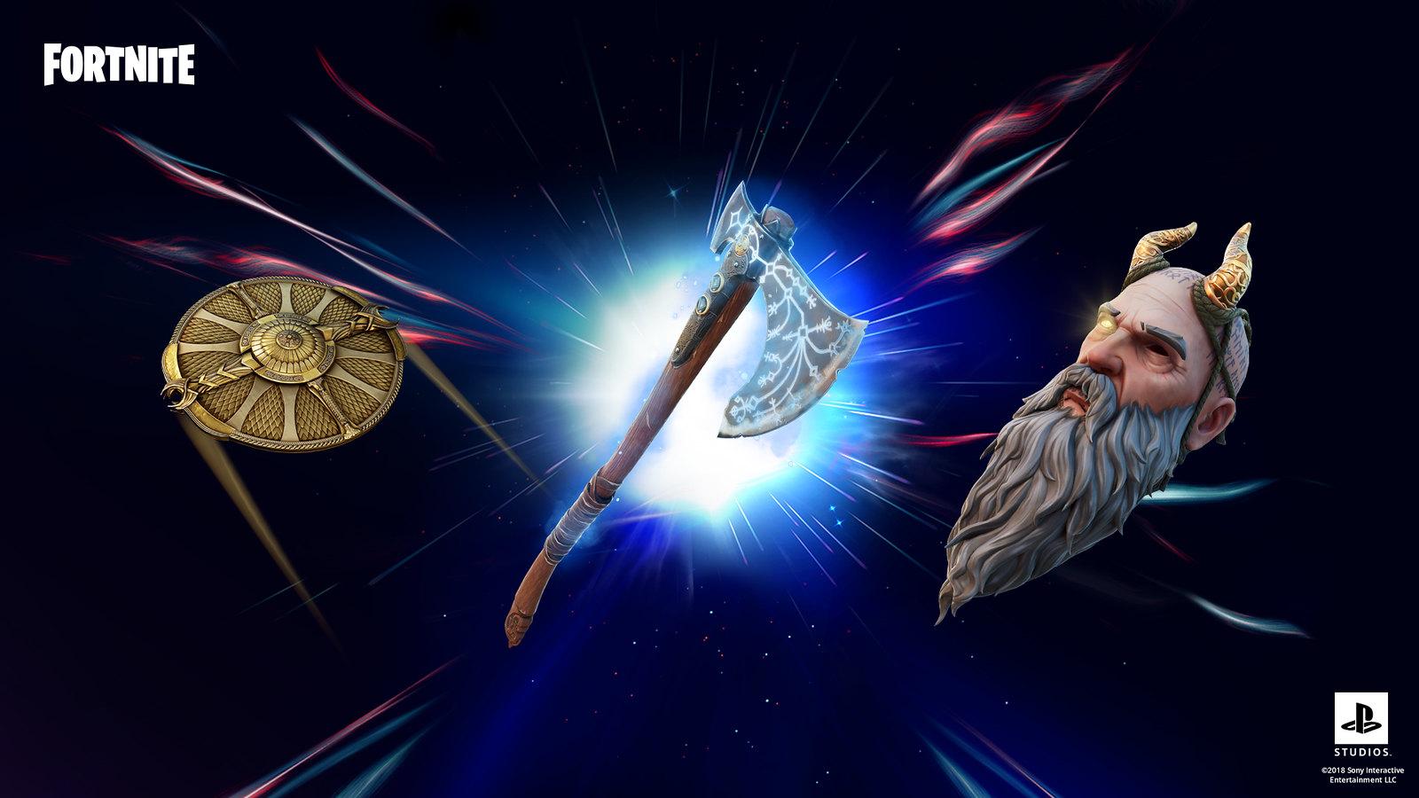 50673130798 a68d74a330 h - Nehmt mit Kratos in Fortnite Kapitel 2 – Saison 5 an der Jagd teil