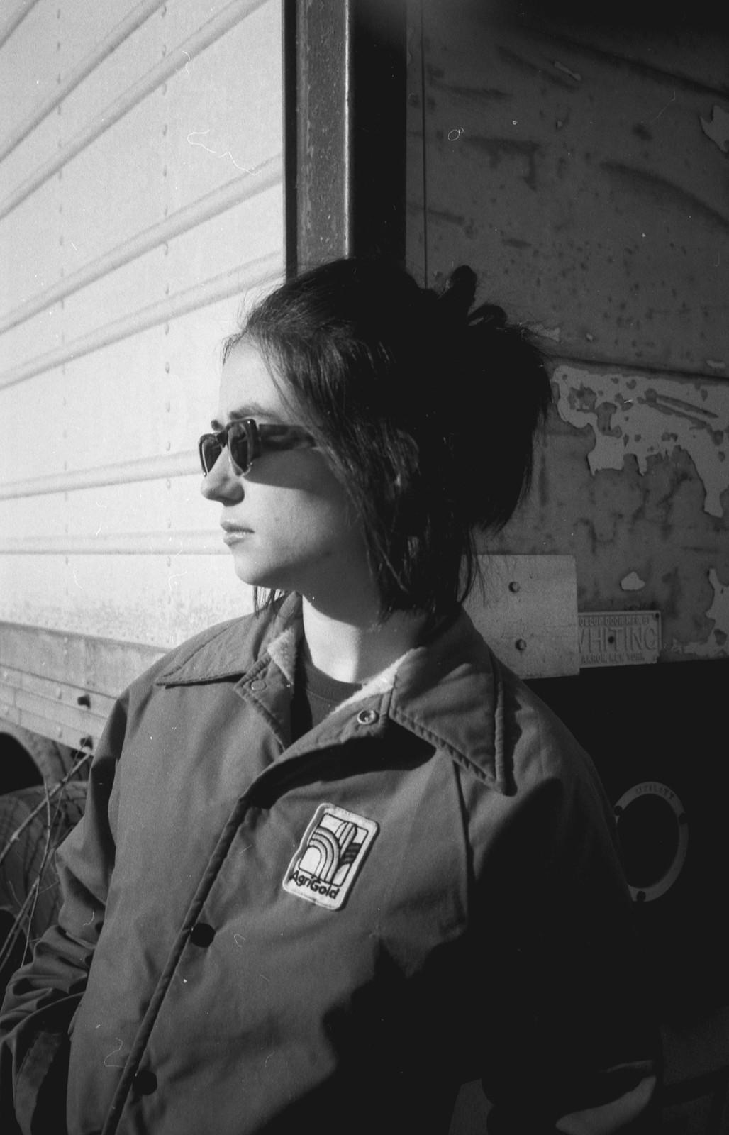 Zofie Winter Shoot