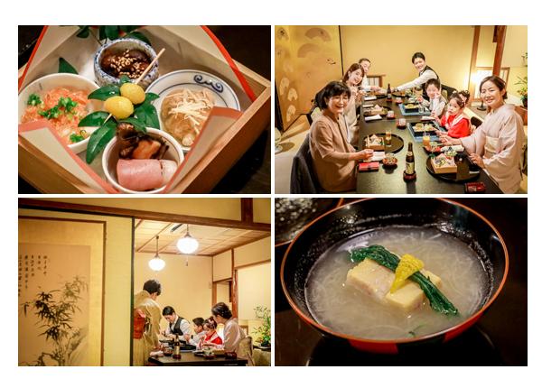 七五三詣りの後のお昼ごはん(ランチ)・食事会は、大和屋(名古屋市東区の料亭)