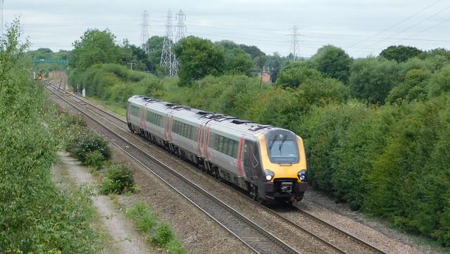 220005 - Stenson Junction, Derbyshire