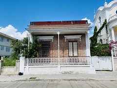 Old House in Ponce