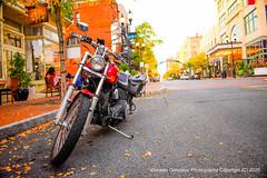 MotorCycle @ Market Street-001