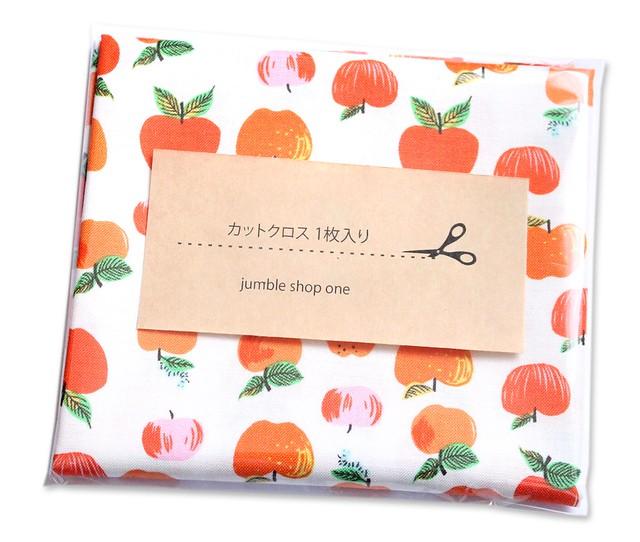 カットクロス Windham Fabrics Heather Ross 20th Anniversary 43483A-2 Apples