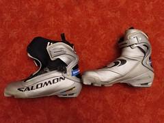 salomon skate carbon pro 42 2/3 sns pilot