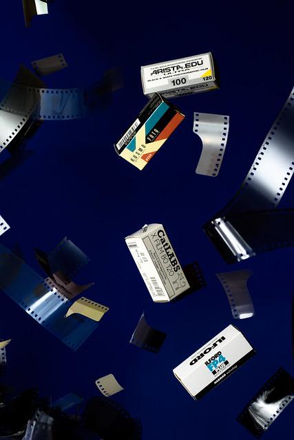 Film drop