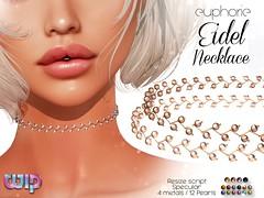 Euphorie - Eidel Necklace