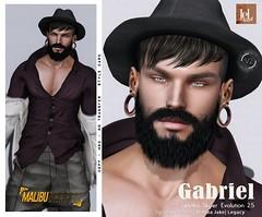 Gabriel Lelutka Skyler EVO 2.5
