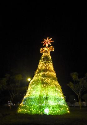 02.12.2020 Iluminação de natal na Av. Max Teixeira