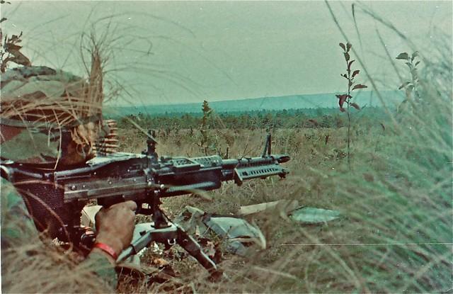 M60 Machine Gunner Cco 1/504(PIR) 82nd Airborne.