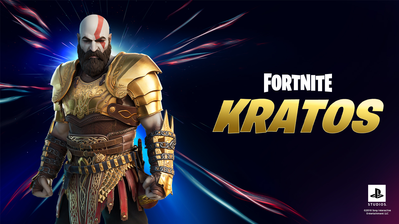 Fortnite - Kratos