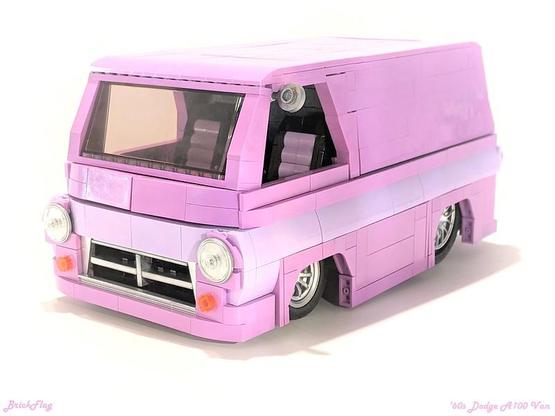 60s Dodge A100 Van