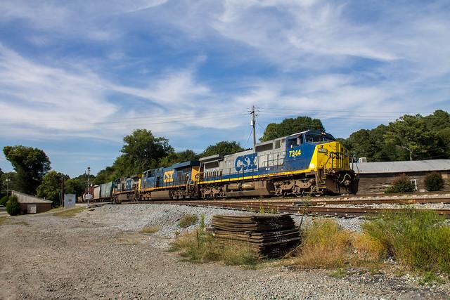 Conrail 40-8Ws