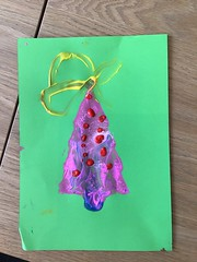 Christmas card craft, Tūranga