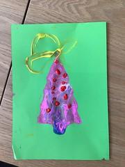 Christmas card craft, Tūranga