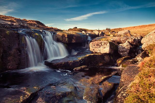 Postbridge Waterfalls