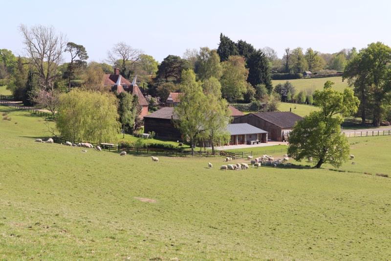 The Oak Barn, Frame Farm - Workshops & Retreats