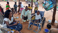 Burkina Faso: ensuring access to humanitarian aid for people with disabilities