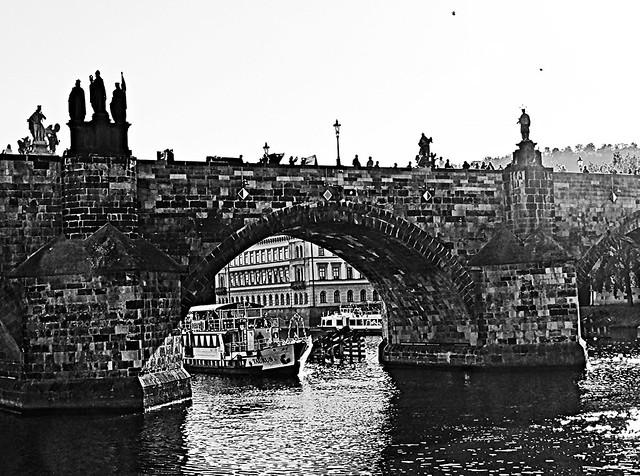 Prague in Black and White - N1