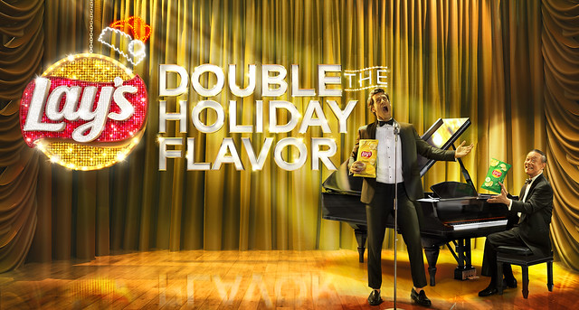 Double the flavor with Lay's Duo Packs