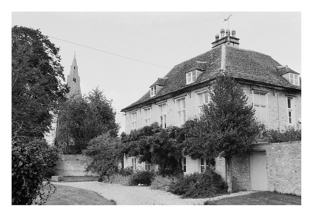 FILM - the old vicarage