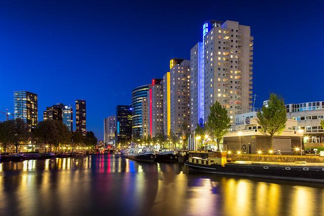 Rotterdam / Leuvehaven 2020