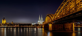 Cologne Skyline | by Frank Schauf Photography