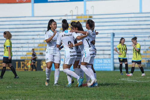 Estrela 0x11 Grêmio (Gauchão Feminino 2020)