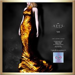 (AD) -AZUL- Eyda [WIP]