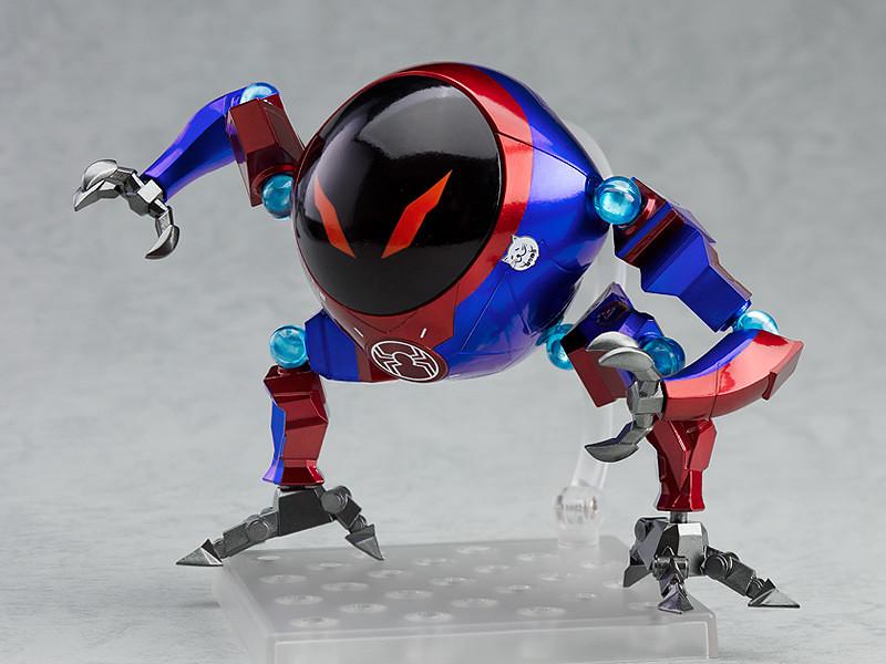 黏土人《蜘蛛人:新宇宙》「潘妮·帕克 新宇宙Ver.」DX版將附上蜘蛛裝甲 SP//DR!