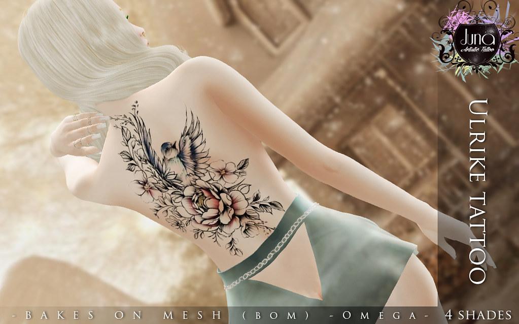 Ulrike tattoo
