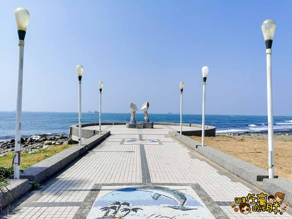 貝殼館 彩虹教堂 風車公園 旗津景點-28